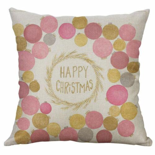 """Printing sea Decor Home 18/"""" octopus sea Pillows case Cotton Linen horse Cover"""