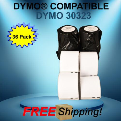 BPA Free Large Shipping Mailing Postage 30323 Address Labels Thermal Adhesive