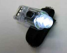 """GMK Supply GMK 0122C """"Fireflies"""" LED pit stop lights (Clear)"""