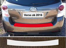 Ladekantenschutz Lackschutzfolie transparent Toyota Verso, Facelift ab 2016