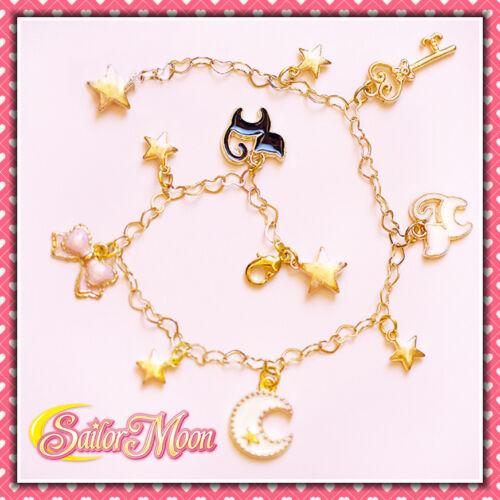 ★ SAILOR MOON BRACCIALE bracelet Usagi braccialetto cosplay
