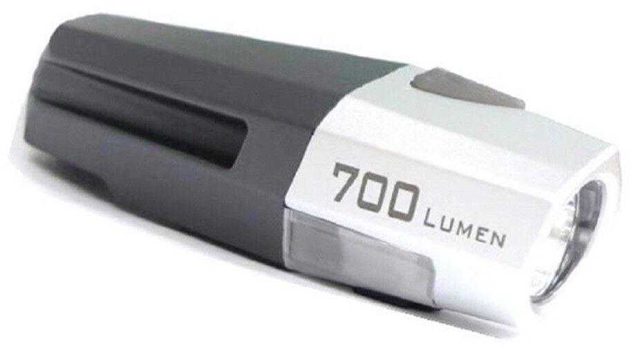 Smart LED 700lm USB Front Bike  Light  leisure