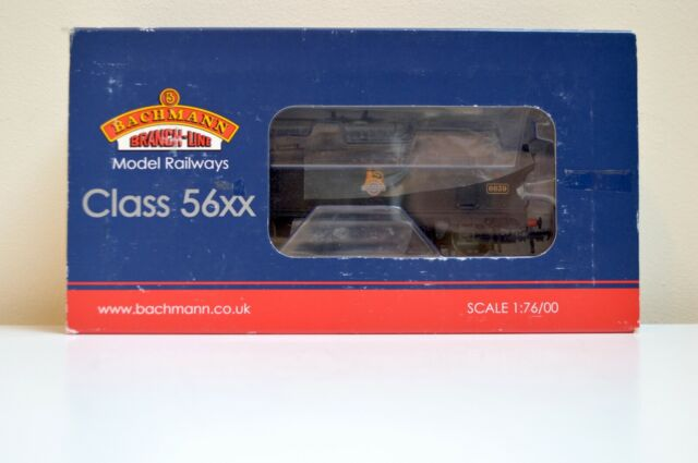 BACHMANN 32-085 CLASS 56XX 6639 BR BLACK EARLY EMBLEM