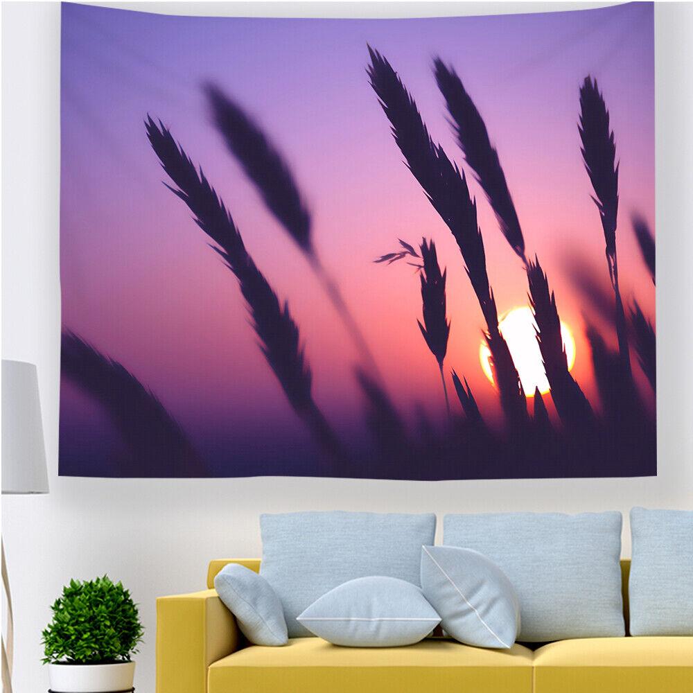 3D Weizenfeld M1084 Tapisserie Hängendes Tuch Hängen Wallpaper Wandbild Amy