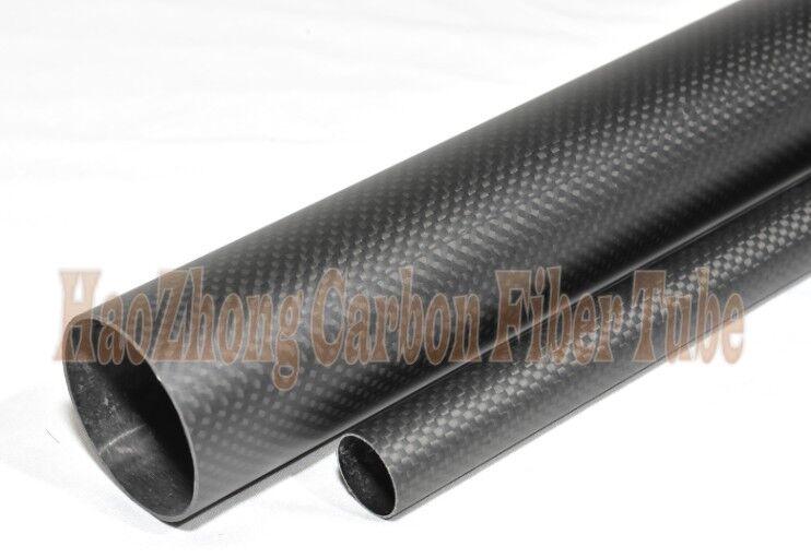 16 mm x 15mm x 500 mm (id 'roll mit 100% voll kohlefaser - 16  15.