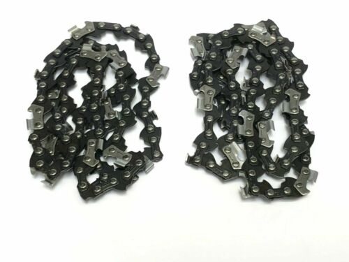 "2 X MACHINETEC 16/"" Chainsaw Chain Fits McCULLOCH 833 835 836 839"