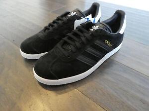 Gazelle Adidas Nuevo mujer Cq2182 Zapatillas Oro Trainer Blanco Shoes para Negro TU5wq