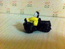 Vintage Walt Disney Nestlé Promo 101 Dalmatians Cruella De Vil car miniature old