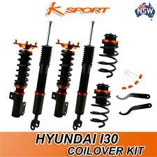 Hyundai I30 Ksport Coilovers Full Kit Adjustable Suspension Upgrade Coilover