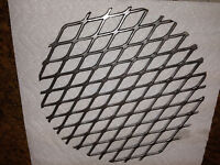 Big Green Egg - Charcoal Grate In 9ga Steel Lg Size 10 Inch - Lower Fire Grate