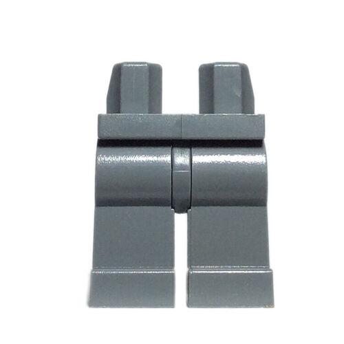NEW Lego - Figure Legs - plain Gray Dark Bluish Pants GENUINE LEGO regular leg