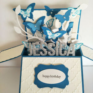 Handmade-Name-amp-Age-Personalized-birthday-card-Anniversary-card-Retirement-card