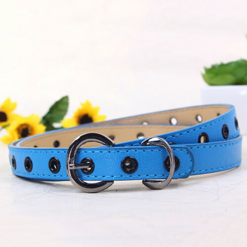 Kids belt Children Waistbelt Adjustable Casual Baby Kids Boys Toddler PU Leather