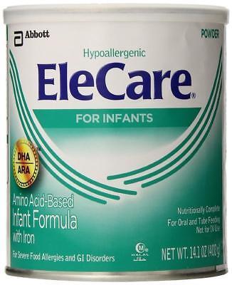 Elecare 14.1 Oz Infant Formula Powder