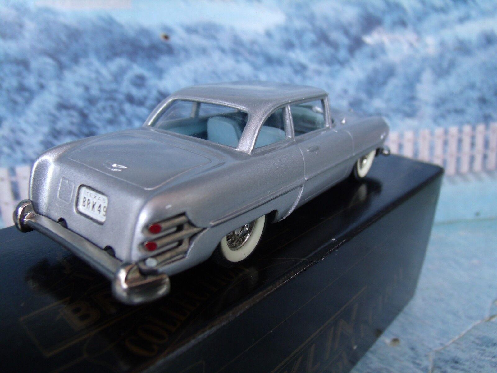 1 43 Brooklin models  Hudson Italia Italia Italia 1954 BRK.49  white metal model d6a255