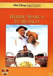 HERBIE IL MAGGIOLINO SBARCA IN MESSICO (DVD) ITALIANO