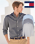 13H1861 Capote End-on-End Chambray Dress Casual Shirt Tommy Hilfiger
