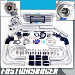Image Is Loading Universal T3 T4 T04e Hybrid Turbo Kit