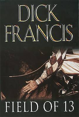 """AS NEW"" Field of 13: Short Stories, Francis, Dick, Book"