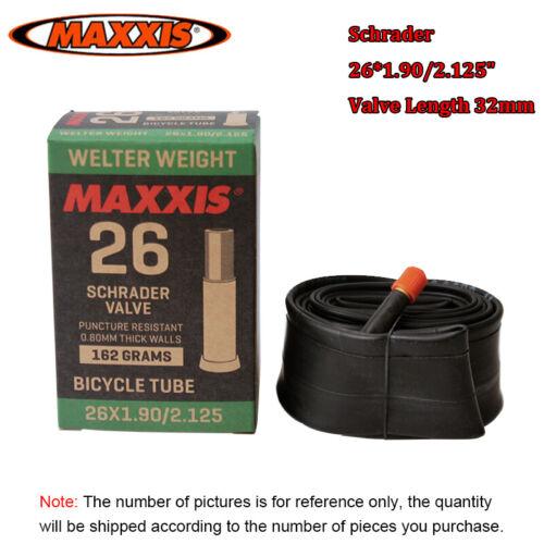 MAXXIS Tire Inner Tube 0.8mm Thick MTB Mountain Bike Inner Tube Presta//Schrader