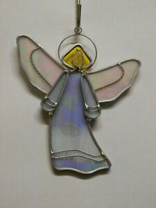 Medium-Stained-Glass-Angel-Light-Blue-R508LB