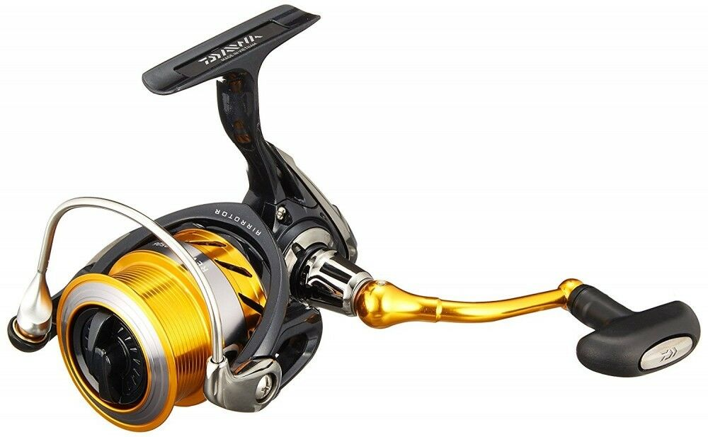 Daiwa Spinning Reel 15 Rebros 2506 (2500 Size) For Fishing From Japan