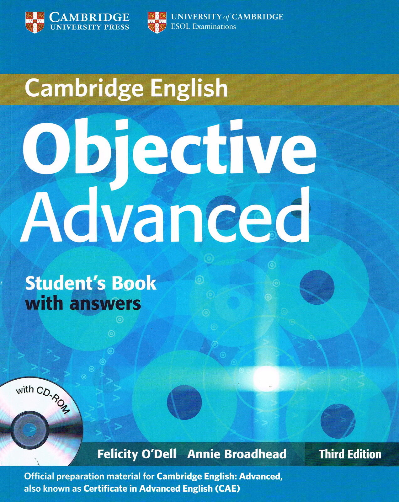 Objective Advanced Student S Book With Answers With Cd Rom By Felicity O Dell Annie Broadhead Mixed Media Product 2012 For Sale Online Ebay