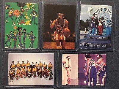 C603 CELLULOID HEROES #27 COMIC IMAGES Harlem Globetrotters 1992 basketballcard
