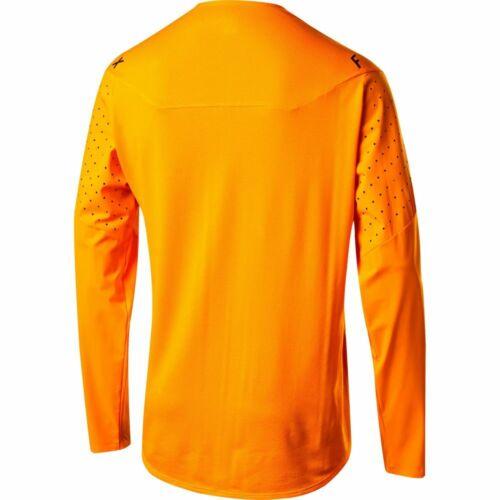Fox Racing Flexair Delta Long Sleeve L//S Jersey Atomic Orange