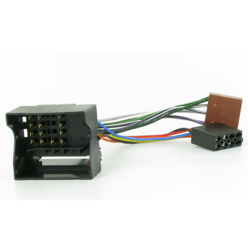 Ford Transit 2006 To 2013 Quadlock Fakra ISO Voiture Harnais Adaptateur plomb CT20LR03