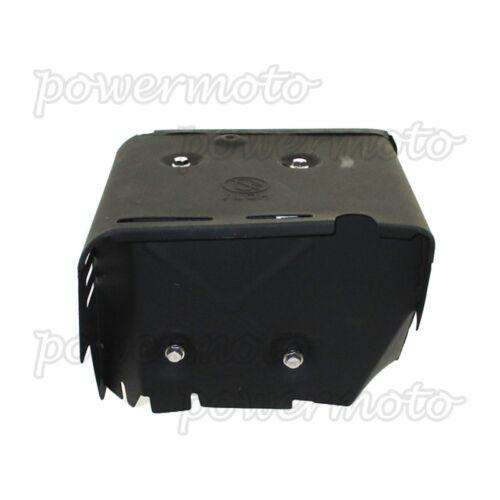 Muffler With Heat Sheild Fits Honda 11HP GX340 13HP GX390 Engine Parts