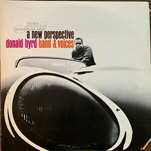 DONALD-BYRD-Pre-Owned-LP-A-NEW-PERSPECTIVE-BLUE-NOTE-BLP-4124-84124-PLAYED-1X