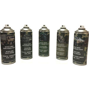 Kings-Army-Spray-Paint-Ultimate-Jungle-Camo-Pack-Military-paintball-airsoft