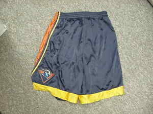 9ad81ae1777 NBA 2001-02 Golden State Warriors Player Issued Game Used Navy Game ...