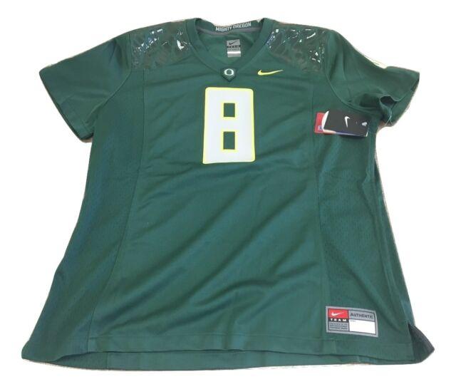 new product a4aab e522c Oregon Ducks Nike College Football Jersey Womens Medium Pac 12 Retail 85.00