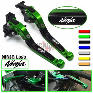 Folding-Adjustable-Brake-Clutch-Levers-For-Kawasaki-NINJA-650R-ER-6F-ER-6N-09-16