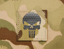 Infrared Multicam Punisher Morale Patch IR US Army Green Beret Molon Labe