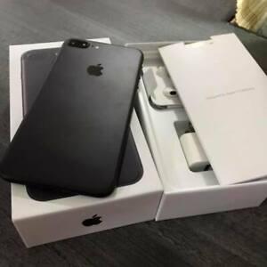 USED Apple iPhone 7 Plus 32GB Matte Black - Factory Unlocked, Complete