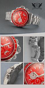 Cavadini-Chronograph-Sport-Model-Swordfish-Red-Solid-Stainless-Steel