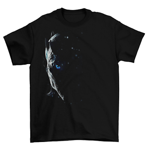 Game-of-Thrones-Night-King-T-Shirt-Cotton-Unisex-White-Walker-New