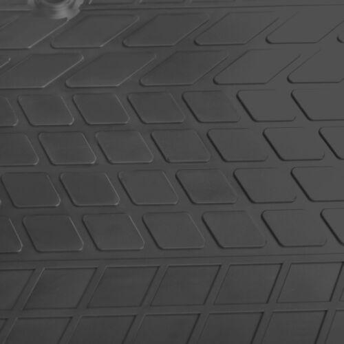 2008 Qualität Original Gummi Fußmatten Automatten Audi Q5  ab Bj