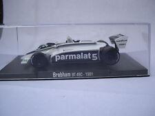 Brabham bt49 c ford v8 n. piquet RBA fórmula 1 1:43 formula one f1 Grand Prix