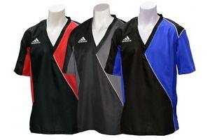 Top Jacket Short Sleeve Boxing Uniform Adidas Kickboxing Kick Suit V 5qwTI