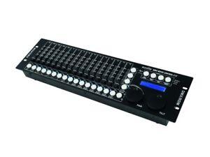 Eurolite-DMX-Move-Control-512-DMX-Lichtsteuerpult-RGBW-Lichteffekt-NEU