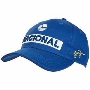 Ayrton-Senna-Casquette-Nacional-Enfants-NG