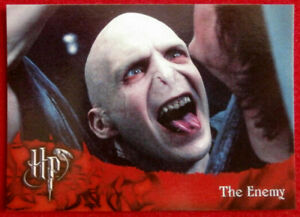 HARRY-POTTER-amp-GOBLET-OF-FIRE-Card-75-THE-ENEMY-CARDS-INC-2005