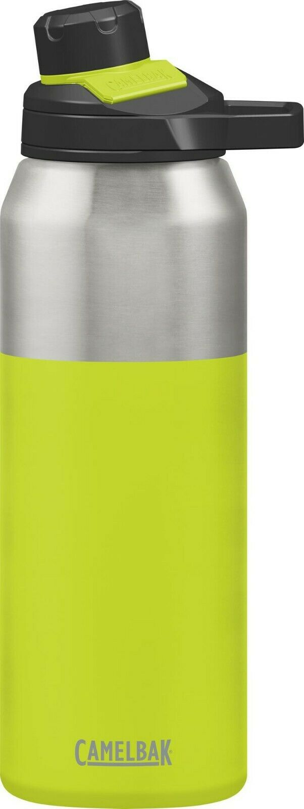 Camelbak Chute Mag Vacuum Insulated Stainless Bottle 32 oz   1L LIME