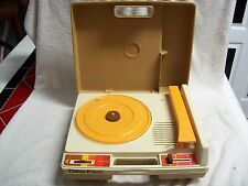 Vintage Fisher Price 1978 Portable Record Player Model 825