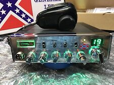 General Lee 10 Meter Radio - PERFORMANCE TUNED - NITRO Rings-Green Channel/Meter