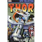 Thor Epic Collection: To Wake The Mangog by Stan Lee (Paperback, 2015)